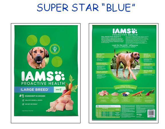 Blue Iams